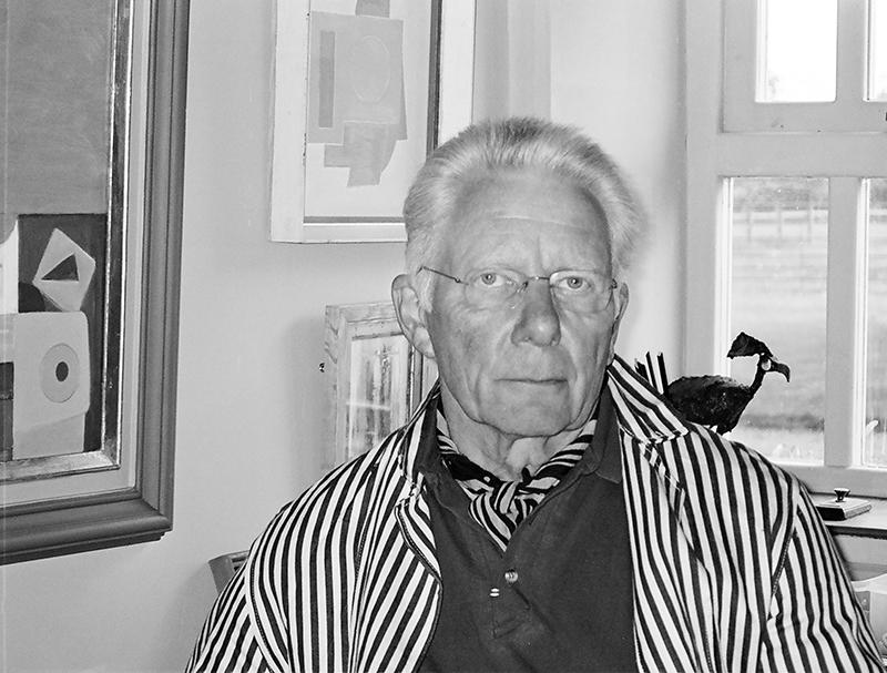 Colin Williams Black and White