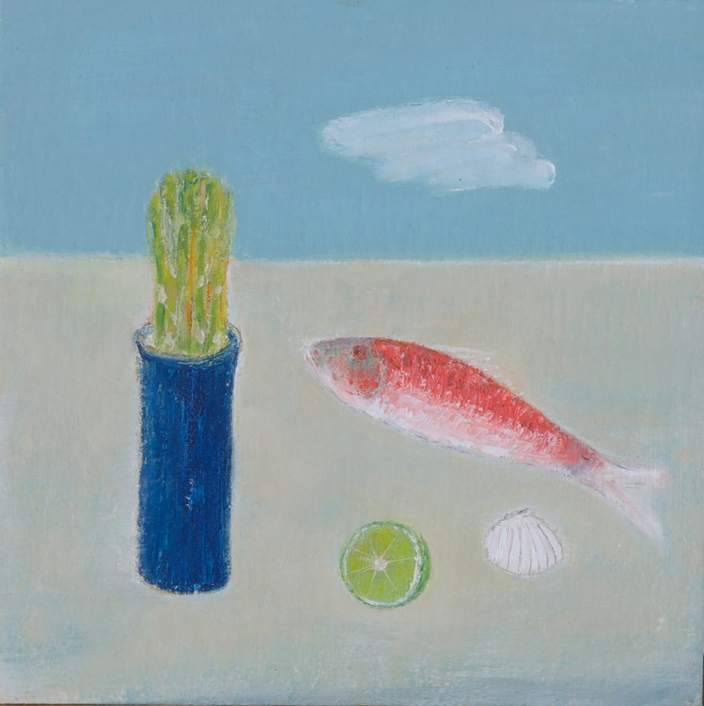 Fish & Lime by Colin Williams