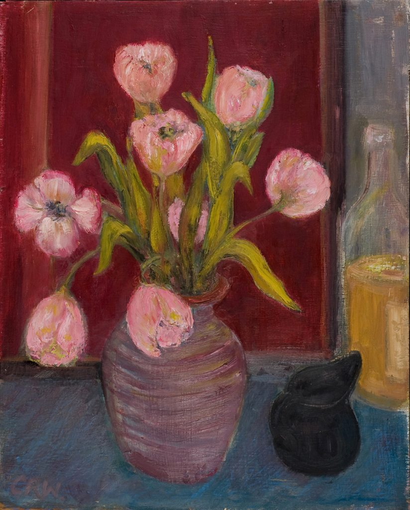 Paris Tulips by Colin Williams