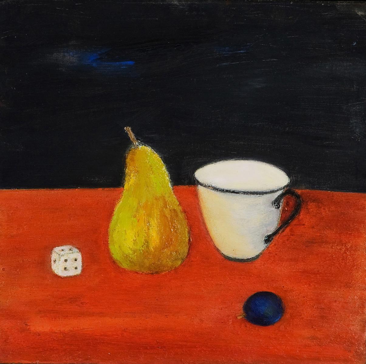Pear & Dice