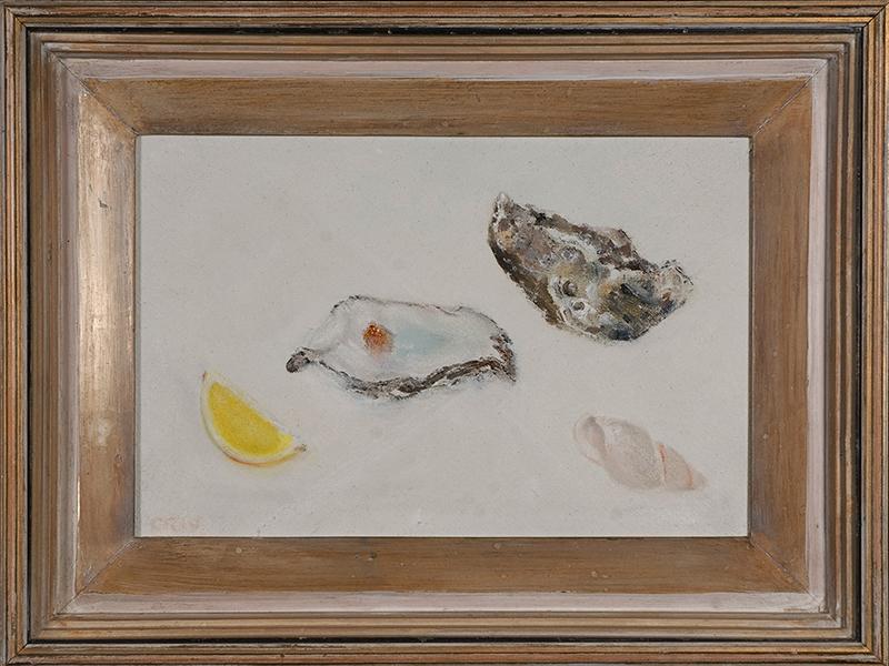 Quaglino's Oyster (Framed)