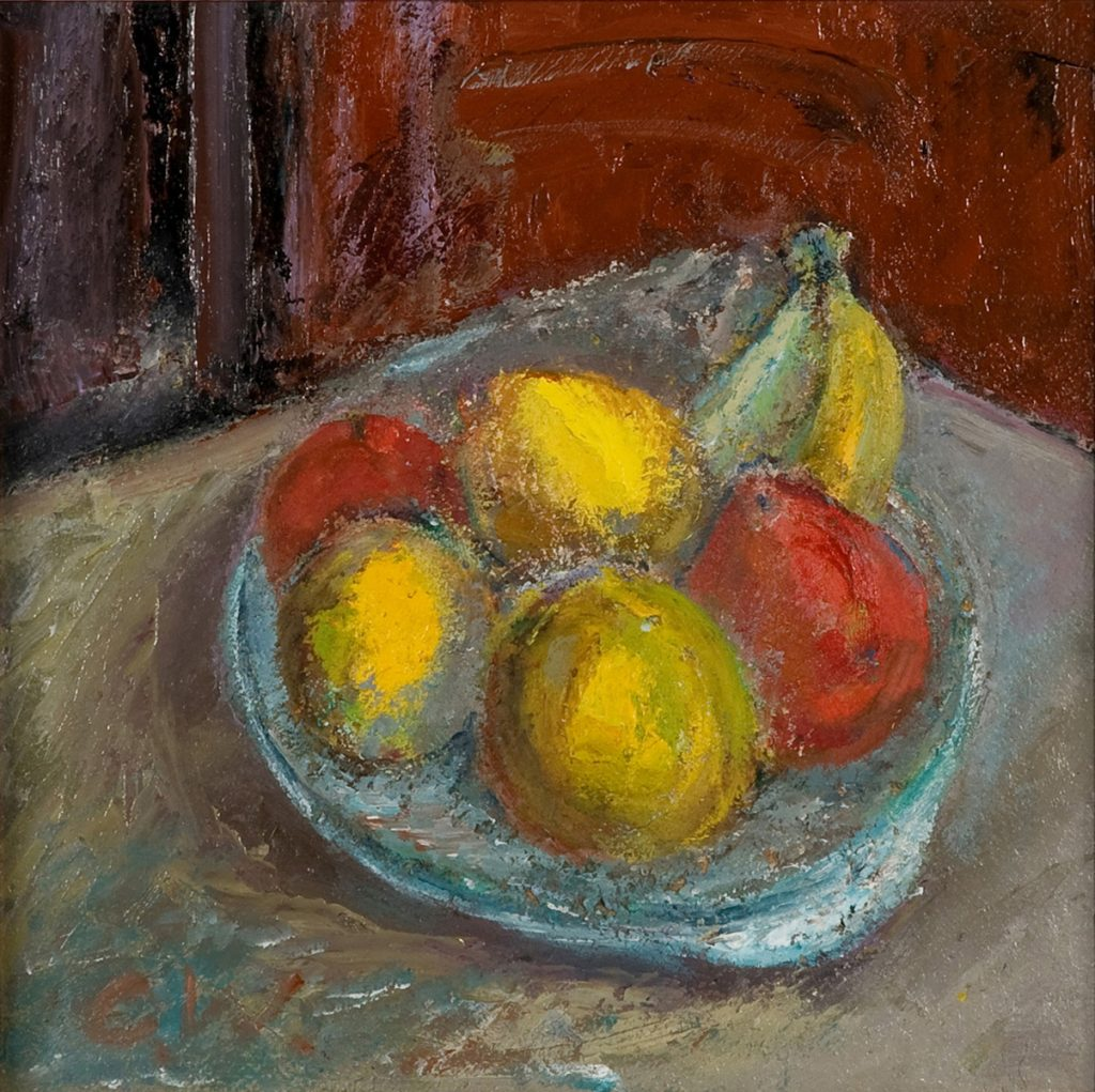 Still Life - Fruit by Colin Williams