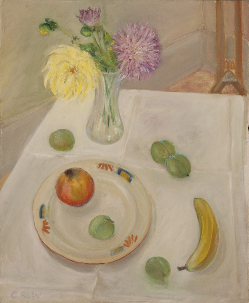 Still Life Greengages by Colin Williams