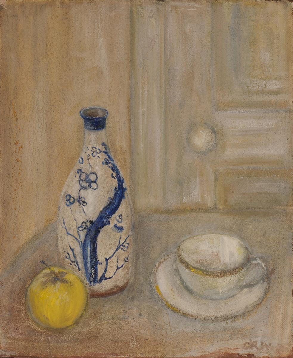 Still Life Japanese Vase