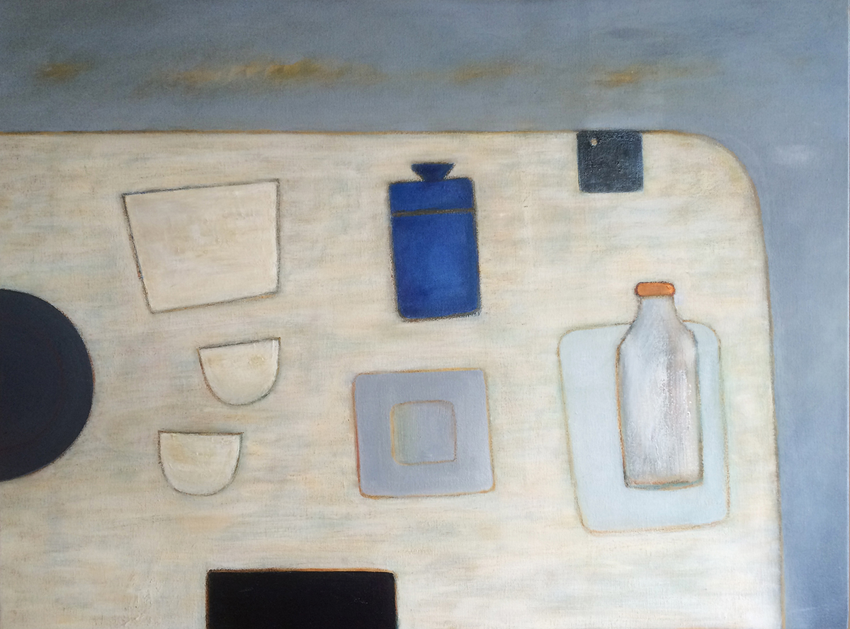 Abstract Still Life by Colin Williams