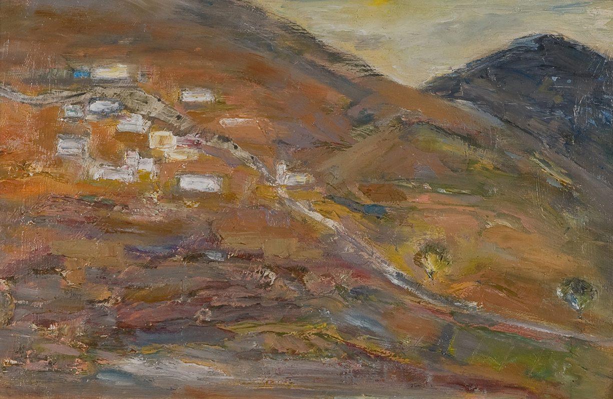 Jewish village Morocco by Colin Williams