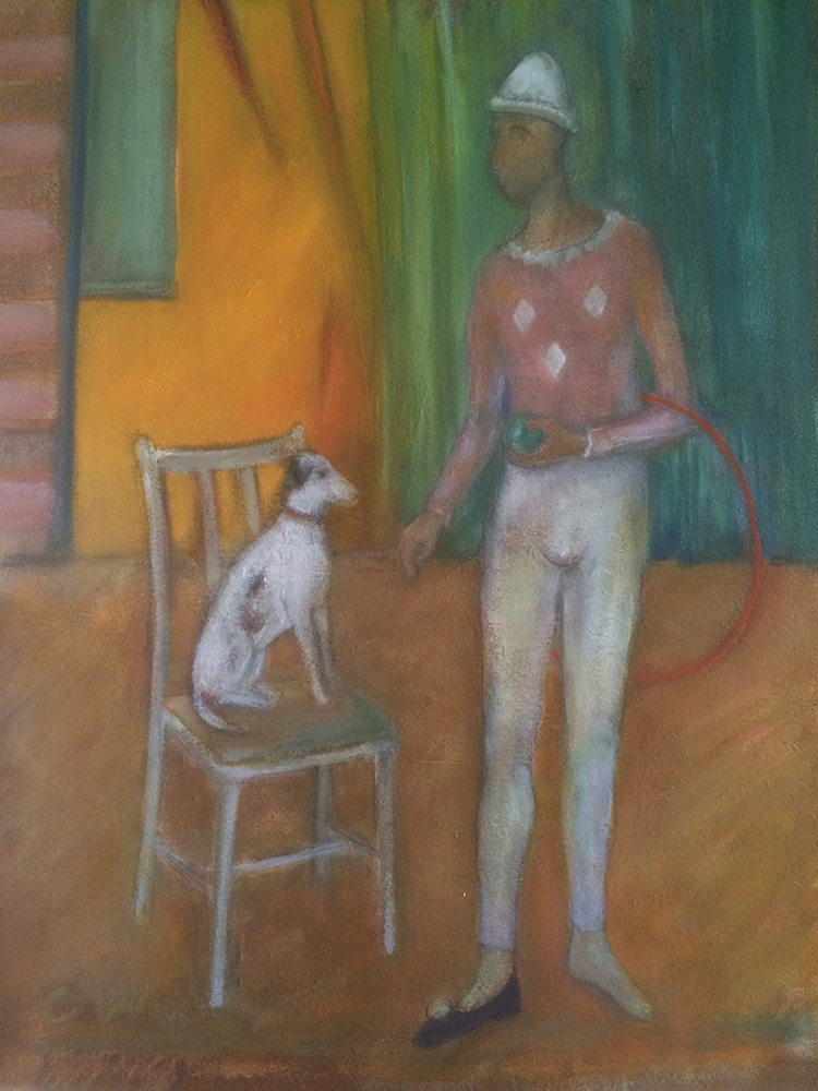 Love me, love my dog by Colin Williams
