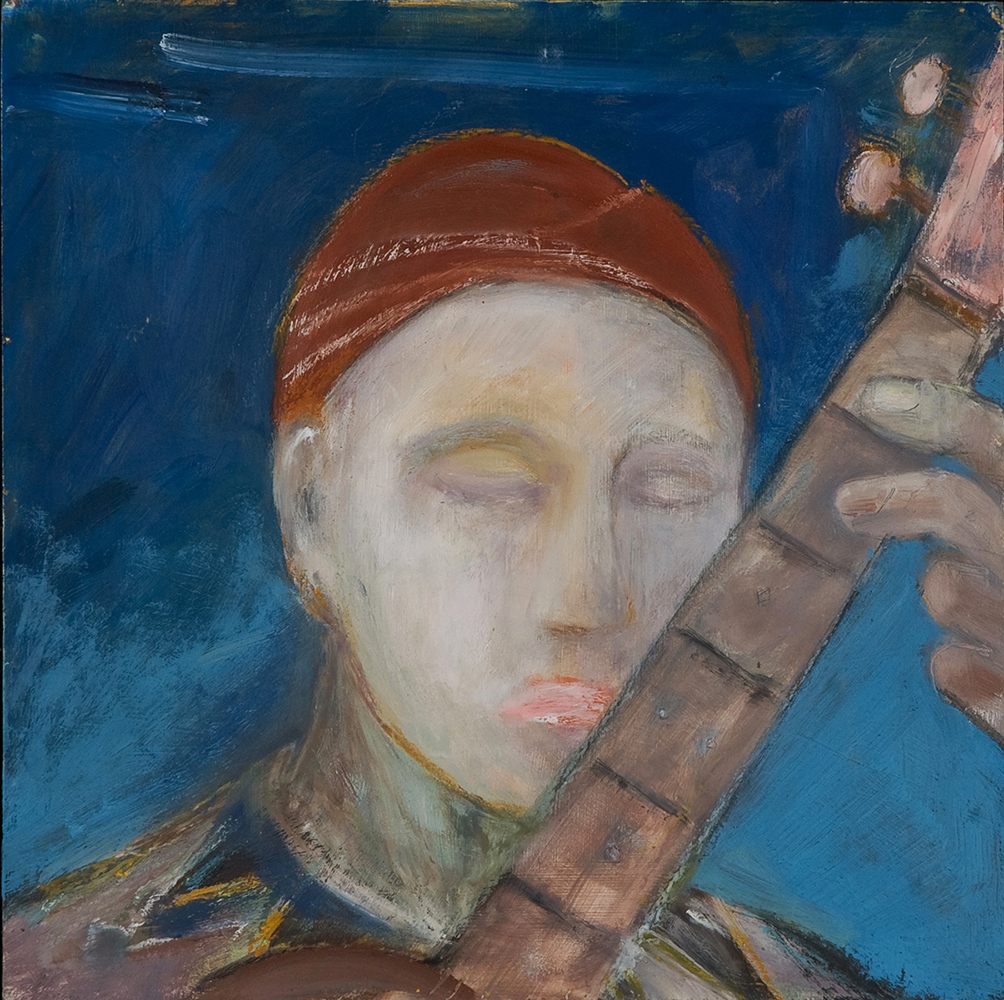 Troubadour by Colin Williams