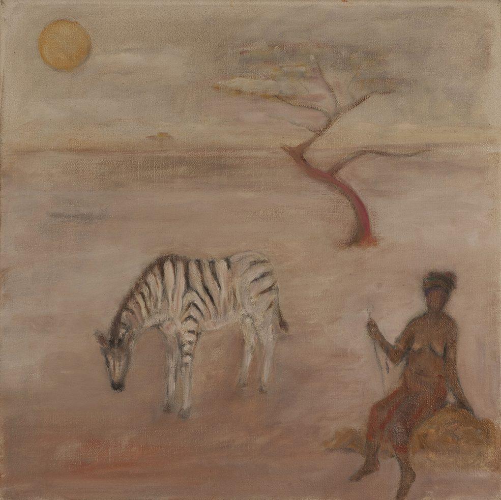 Zebra by Colin Williams